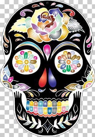 Calavera Skull Tattoo Drawing Png Clipart Art Black And White Bone Calavera Cool Free Png Download Skull Wallpaper Clip Art Mask Drawing