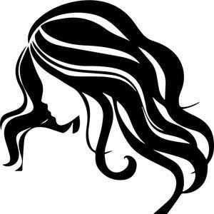 Vector Chihuahua Long Hair Dog Svg Ai Png Pdf Eps Dxf Etsy Makeup Artist Logo Art Girl Silhouette