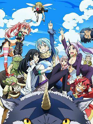 Naruto Shippuden Anime Art Silk Poster 12x18 24x36