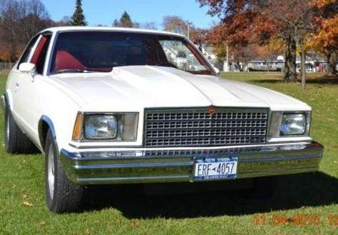 1979 Chevrolet Malibu Chevy Chevelle Malibu Chevrolet Malibu Chevrolet