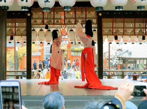 春の伝統芸能大会