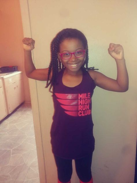 Help 8 year old daughter lose weight