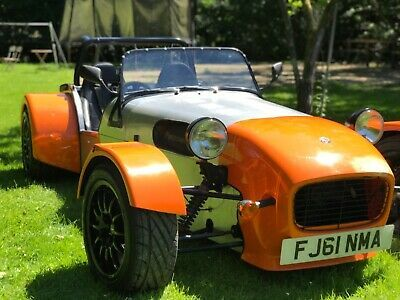 Ad Gbs Zero Ford Zetec Lotus 7 Kit Car Factory Built With