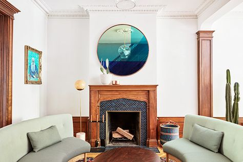 Original Touch - A 1900s Park Slope Limestone That Perfectly Blends Traditional And Modern  - Photos