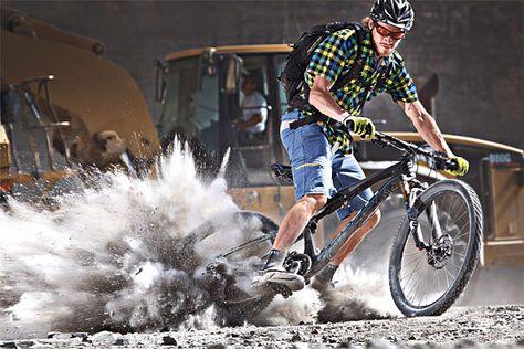 Scott Genius 710 - more mountainbikes 2013 für 2013 you can finde here at http://www.mountainbike-magazin.de (Foto: Christoph Jorda)