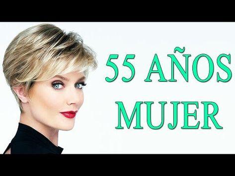 Cortes De Cabello Para Mujer De 55 Años - Cortes De Cabello TV ...