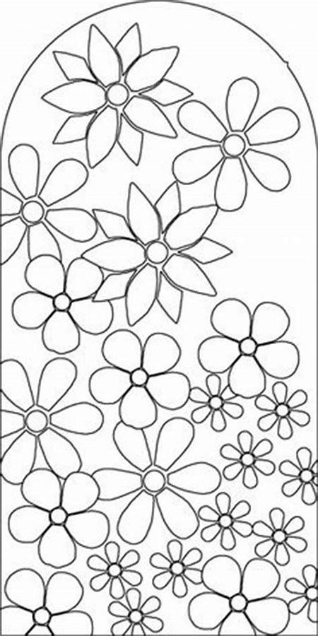 Image Result For Mosaic Patterns Printable Easy Flower Mosaic Patterns Mosaic Art Free Mosaic Patterns