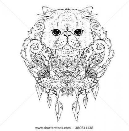 62 Trendy Cats Tattoo Doodles Cat Tattoo Cat Tattoo Designs Cat Outline