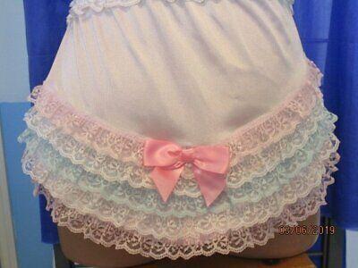 Rumba Frilly Pink Panties Png