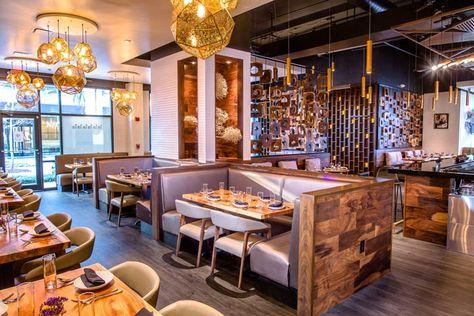 Cafe Sunflower Buckhead Dining Room | Southeast Trip | Pinterest ...