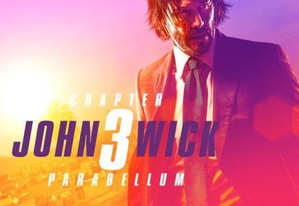 Movie John Wick Chapter 3 Parabellum 2019 Soundtrack Galaxy Movie Keanu Reeves