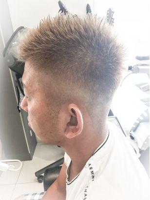 2019年夏 メンズ ボウズの髪型 ヘアアレンジ 人気順 4ページ目