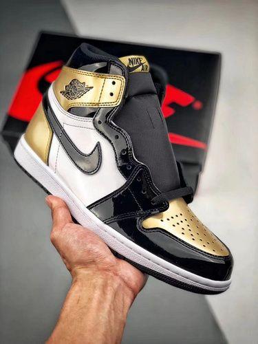 Air Jordan 1 OG NRG Gold Toe 861428-001