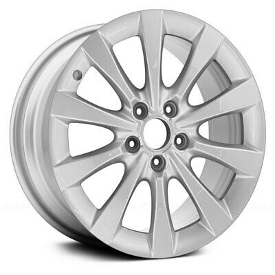 For Audi A6 12 13 10 Spoke Silver 17x8 Alloy Factory Wheel Remanufactured In 2020 Audi A6 Wheel Audi