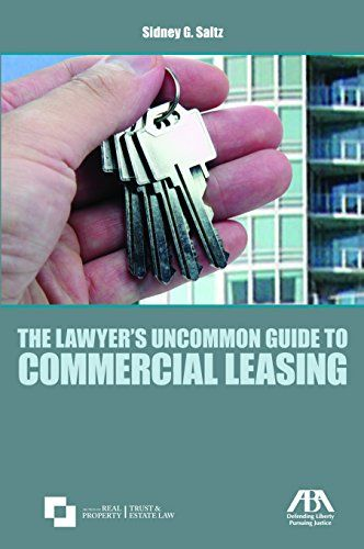 Download Pdf The Lawyers Uncommon Guide To Commercial Leasing