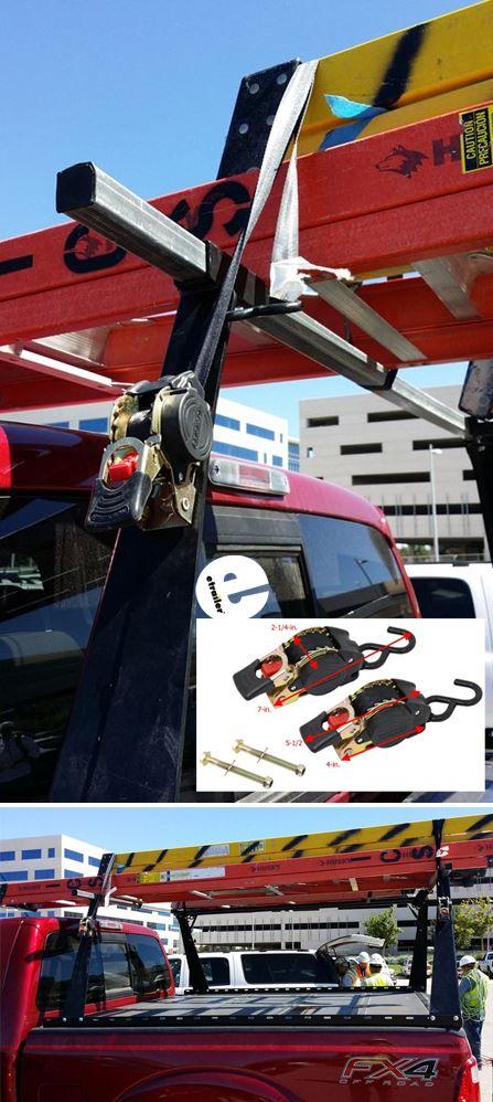 erickson re tractable ratchet straps w