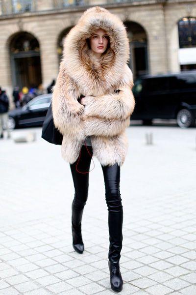 Canonissime!Les plus beaux looks du public de la Fashion Week de Paris