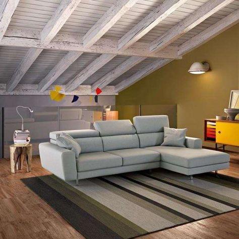 Divani Angolari In Pelle Poltrone E Sofa.Divani Angolari In Pelle Comfort E Design Per Il Tuo Salotto