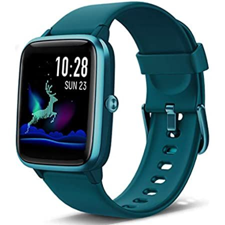 Lintelek Smartwatch Neu Smart Watch Health Watch Fitness Armband Pulsuhren Sportuhr Farbbildschirm Blutdruck Kompati In 2020 Fitness Armband Smartwatch Fitness Tracker