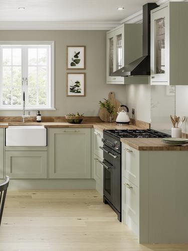 18+ Sage green shaker kitchen cabinets ideas