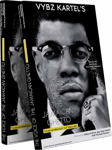I Want To Read This Book The Voice Of Jamaican Ghetto By Vybz Kartel