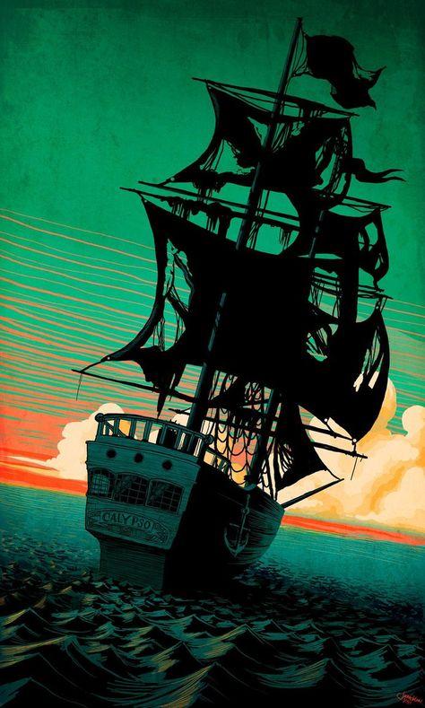 Huile sur toile » Blog Archive » Tableau Marine Par Andre
