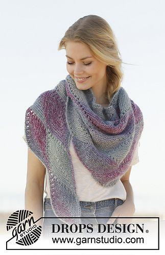 Ravelry 201 24 Lamella Pattern By Drops Design Knitting