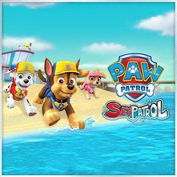 Quatang Gallery- Paw Patrol Sea Patrol Nick Jr Invitaciones De Paw Patrol Patrulla De Cachorros