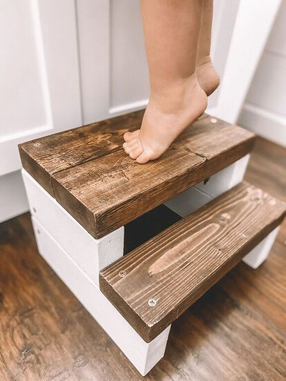 How to Build a DIY Wood Step Stool