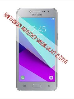 How To Unlock And Recover Samsung Galaxy J2 2019 Samsung Samsung Galaxy Galaxy