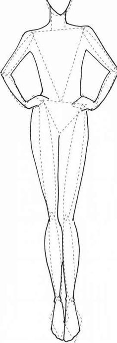fashion figures ile ilgili görsel sonucu Seramik Pinterest - fashion designer templates