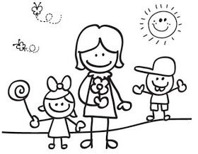 สน บสน นคนไทยให ร กการอ าน ดาวน โหลดการ ต น วาดภาพระบายส ห ดระบายส ภาพ ระบายส ว นแม พร อมคำกลอน อวยพรว นแม Mother S Day 2013 สม ดระบายส ว น แม ค ณแม