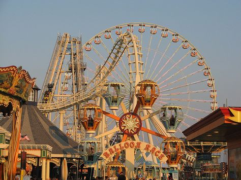 Wildwood - the place to be for senior week in the 80's and 90's