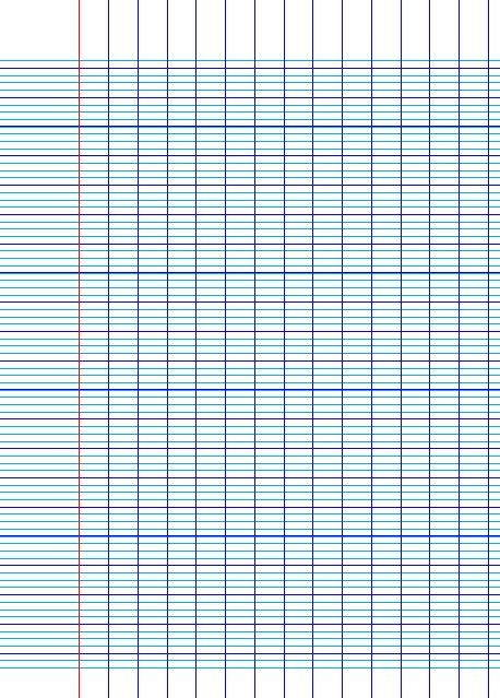 papier quadrille a imprimer lettre