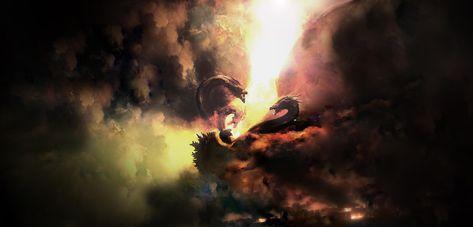 HD wallpaper: godzilla king of the monsters, 2019 movies, hd, 4k, 5k, artwork