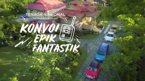 Tnb Raya 2019 Konvoi Epik Fantastik Build A Terrarium Short Film Comedy