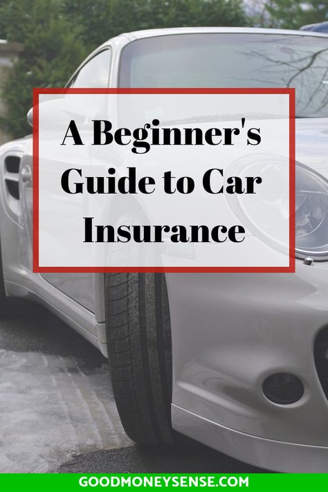 Auto Insurance Basics and How To Save Money On Car Insurance
