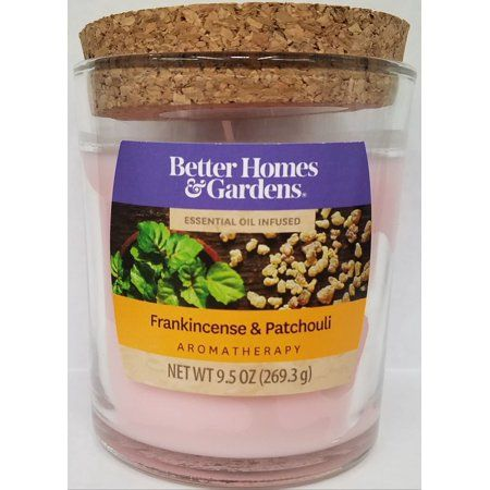 Better Homes And Gardens Frankincense & Patchouli