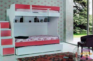 غرف نوم اولاد سراير بدورين شبابية حقا تاخذ العقل Loft Bed Home Decor Bed