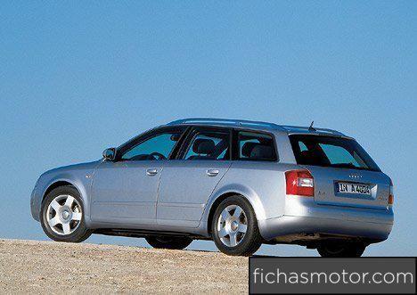 Audi A4 Avant B6 8e 2 4i V6 30v 170 Cv Multitronic