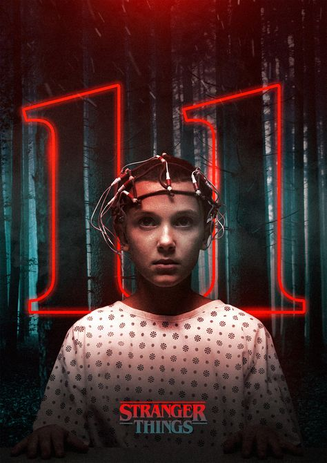 Rigved Sathe Stranger Things Posters (8)