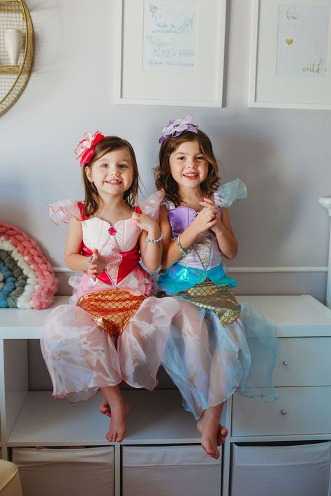 Pretty in Pink Princess Veil  for Costume or Pretend Play