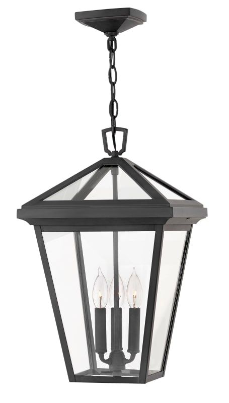 Hinkley Lighting 2562 Alford Place 3 Light 12 Wide Outdoor