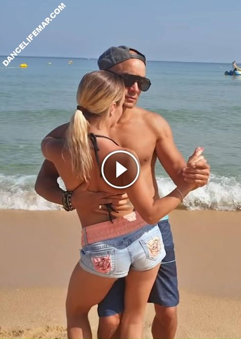 Baila Morena Kizomba on the Beach Dance Video by Ben & Ana | DanceLifeMap