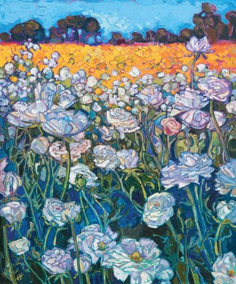 Dancing With Color in the Landscapes of Erin Hanson