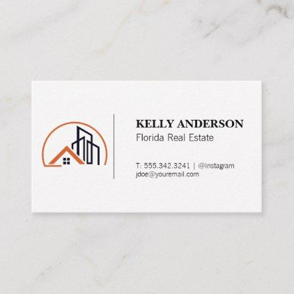 Business Sales Real Estate Professional Business Card Zazzle Com Real Estate Professionals Professional Business Cards Real Estate