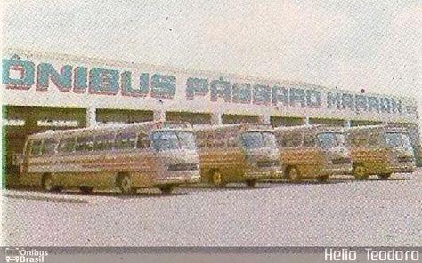 Onibus Da Empresa Empresa De Onibus Passaro Marron Carro