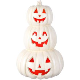 14in Happy Halloween Party Boo Ghost Pumpkin Table Centrepiece Decoration