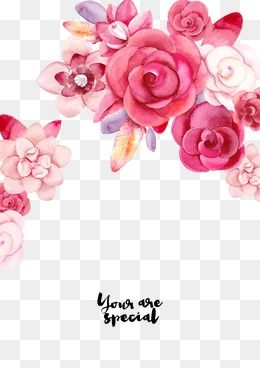 Wreath Png Vector Psd And Clipart With Transparent Background For Free Download Pngtree Flower Png Images Free Watercolor Flowers Rose Illustration