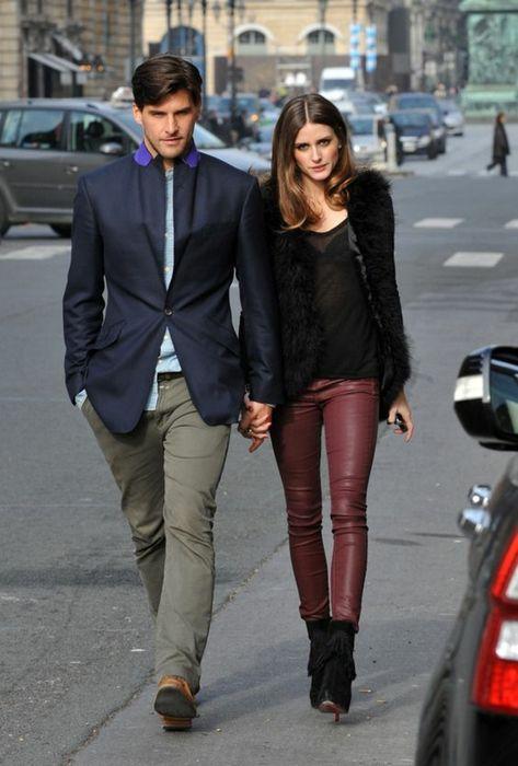 a8dabfd09 ▷ 1001+ looks tendance avec le pantalon en cuir femme   Mode ...